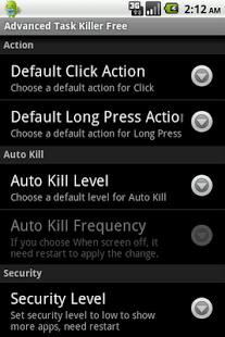 Advanced Task Killer Pro v2.1.0B211