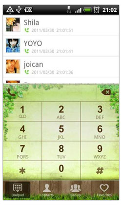 GO Contacts v1.12