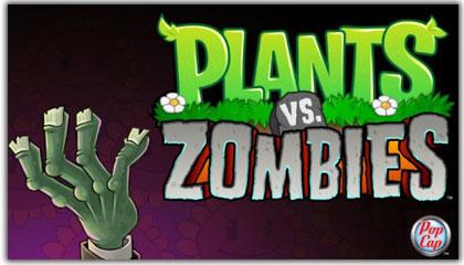بازی گیاهان بر علیه زامبی ها Plants vs Zombies HD