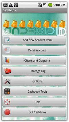 Cashbook – Expense Tracker v18.02