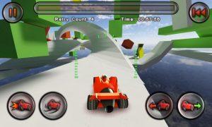 تصویر محیط Jet Car Stunts v1.08