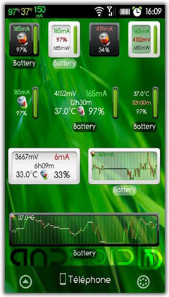 Battery Monitor Widget Pro v1.6