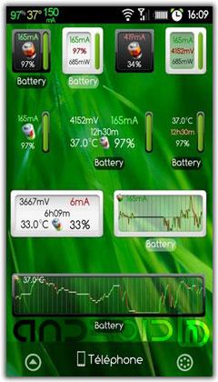 Battery Monitor Widget Pro v1.6