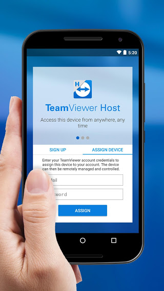 TeamViewer Host v14.0.28