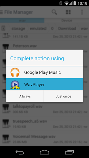 WavPlayer v2.18