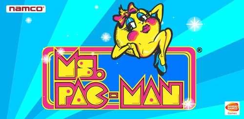 Ms. PAC-MAN by Namco v2.5.0