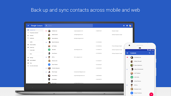 Google Contacts v3.3.3.226019458