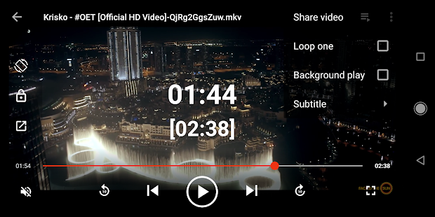 Video Player Pro v5.2.2.1