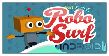بازی Robo Surf v1.0.1