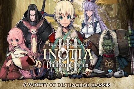 Inotia3: Children of Carnia v1.4.1