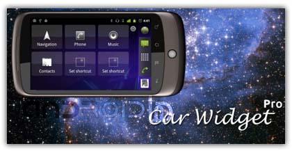 ابزارک Car Widget Pro v1.33