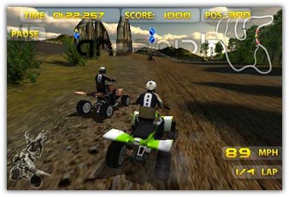 بازی ATV Madness v1.07