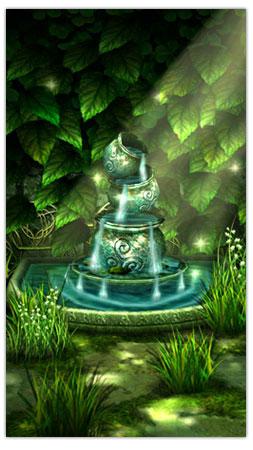 وال پیپر لایو Celtic Garden HD v1.5.1
