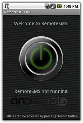 نرم افزار RemoteSMS Pro v6.9.4