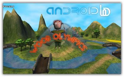 بازی Wood Olympics 3D v0.93