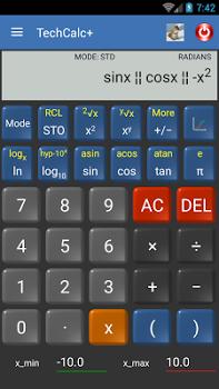 Scientific Calculator v4.3.1