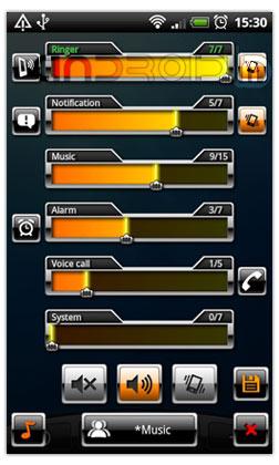 Volume Ace v2.1.1 تنظیم میزان صدا در اندروید