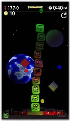 بازی برج لرزان  ShakyTower v1.173