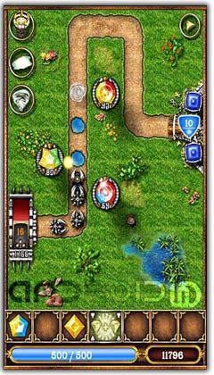بازی Crystallight Defense v2.6.7