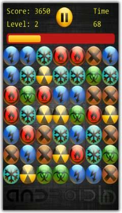 بازی  جواهرات خطر Hazard Gems v1.0.13