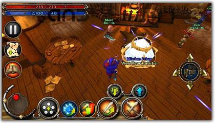 بازی  Dungeon Defenders: FW Deluxe v5.36