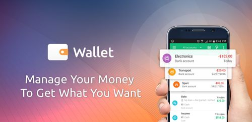 Wallet – Money, Budget, Finance & Expense Tracker v6.4.8