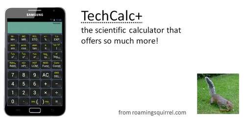 Scientific Calculator v4.1.8