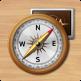 دانلود نرم افزار قطب نما هوشمند Smart Compass Pro v2.6.9