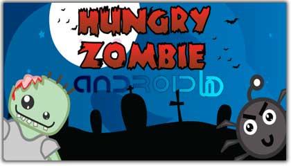 بازی  زامبی های گرسنه Hungry Zombie v1.0.5