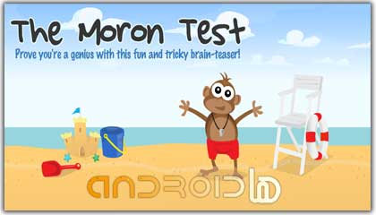 بازی  The Moron Test v3.01
