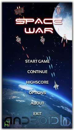 نبرد فضایی  Space War v1.4.2