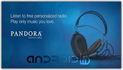 رادیو اینترنتی  Pandora internet radio v1.5.12