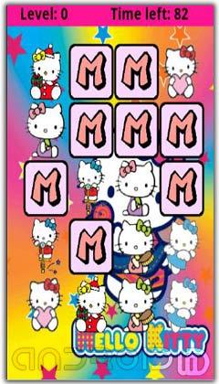 بازی   Hello Kitty Memory v1.8