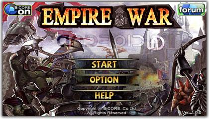 بازی Empire War v1.0