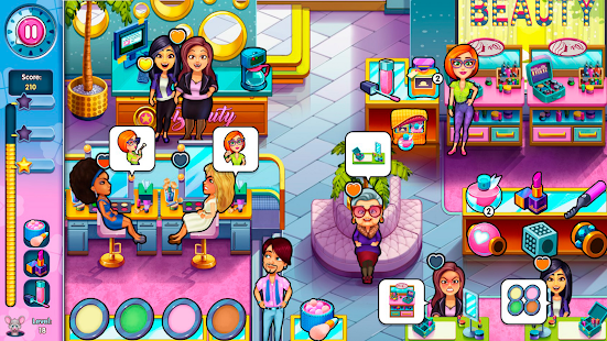 Sally's Salon: Kiss & Make-Up v1.6 + data