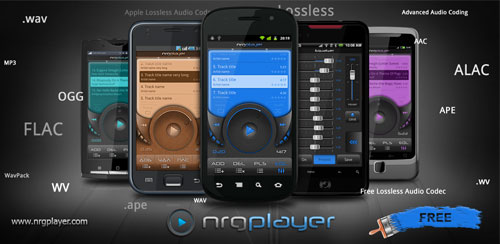 NRGplayer-music-player
