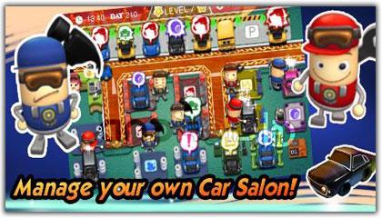 بازی نمایشگاه ماشین من  My Car Salon v1.2.1