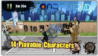 بازی  Streetball v1.0
