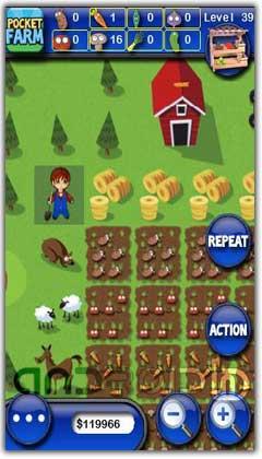بازی Pocket Farmer v1.0