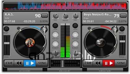نرم افزار استودیو دی جی  DJ Studio 3 FULL v3.1.3