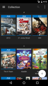 تصویر محیط My Movies Pro – Movie & TV Collection Library v2.27 build 6