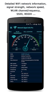Network Signal Info Pro v3.70.02 build 147