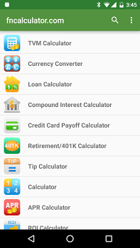 Financial Calculators Pro v2.8.1