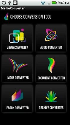 تبدیل فرمت های مدیا Media Converter v1.22