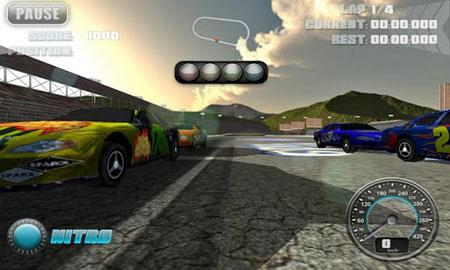 بازی ماشین سواری N.O.S. Car Speedrace v1.20