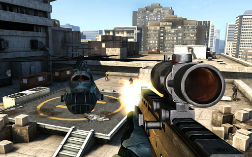 Modern Combat 3: Fallen Nation v1.1.4g + data