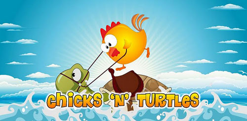 Chicks and Turtles: Water Crossing! v1.0