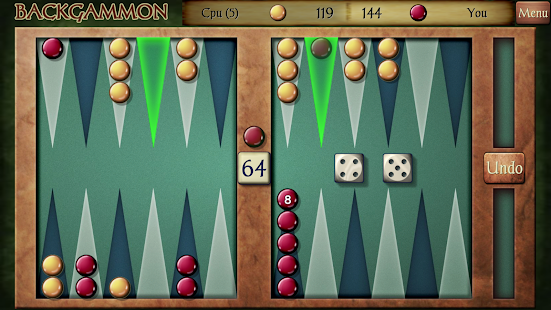 Backgammon v2.28
