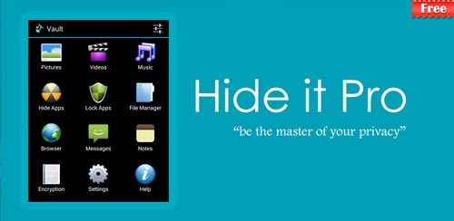 Hide Pictures – Hide it Pro v7.3