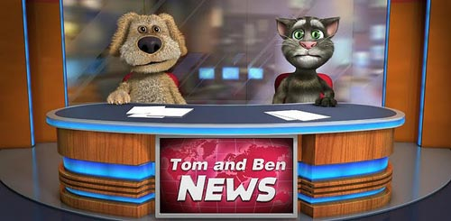 Talking Tom & Ben News v2.2